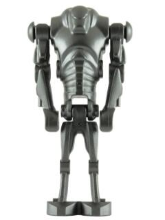 Super Battle Droid - Pearl Dark Gray