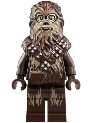 Chewbacca med briller